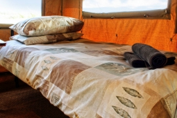 Festival Accommodation, Mobile Tented Camps